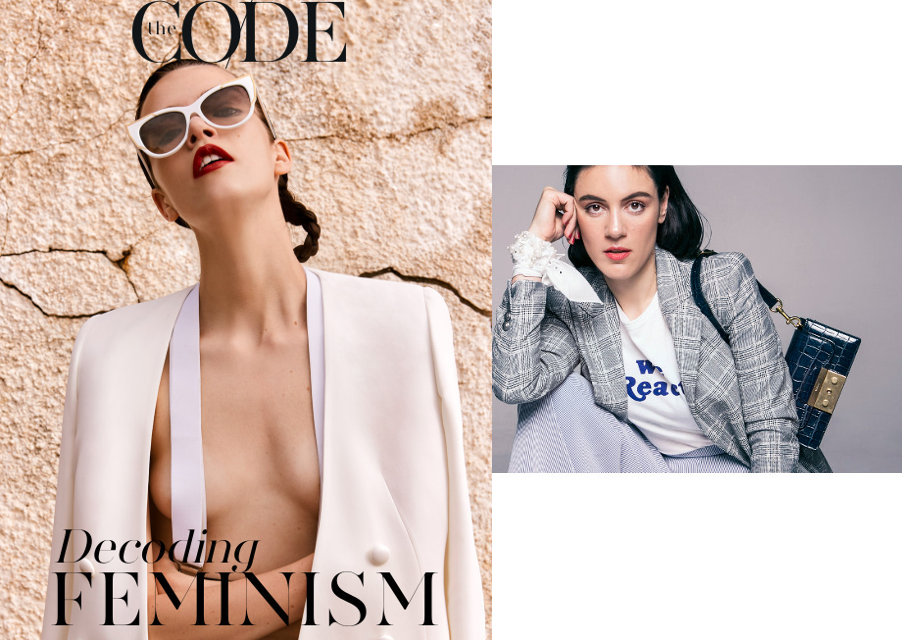 The Code. Issue No.10 2017. Cover and editorial